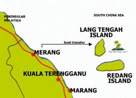 Image result for lang tengah island