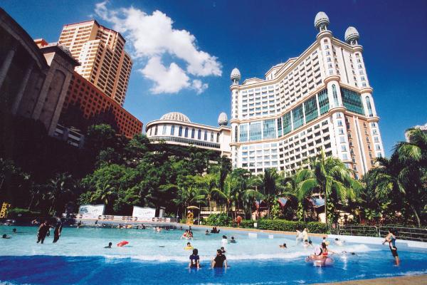 Sunway Lagoon Resort Hotel Petaling Jaya Hotel Malaysia